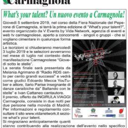 Corriere di Carmagnola